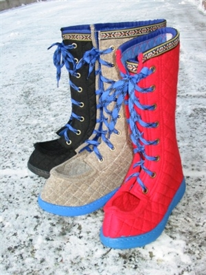 Lobben Boots Norwegian Tall Traditional