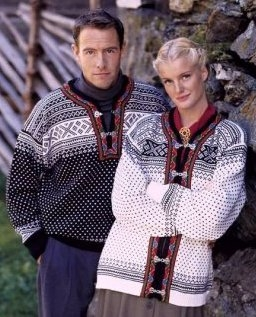 Dale of Norway - SETESDAL PULLOVER - black or white 4060eab5e